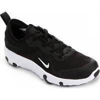 Tênis Intantil Nike Renew Lucent Ps - Masculino-Preto+Branco