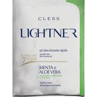 Descolorante Lightner Refil Menta E Aloe Vera 300G