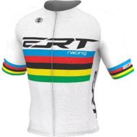 Camisa Ciclismo Mtb Ert Elite Campeão Mundial - Masculino