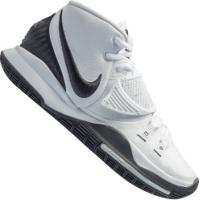 Tênis Nike Kyrie 6 - Masculino - Branco/Preto