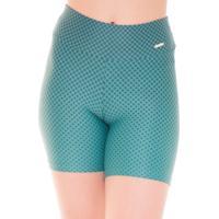 Short Obbia Fitness 2430 Verde