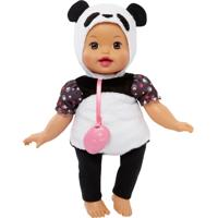 Boneca Little Mommy - Fantasias Fofinhas - Pandinha - Mattel - Feminino