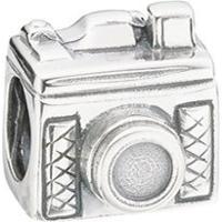 Pingente Life Máquina Fotográfica