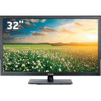 "Tv Led Cce 32"" L322 Preto - Entradas Hdmi E Usb - Conversor Digital"