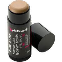 Protetor Solar Facial Pinkcheeks Pink Stick 42 Km Fps 90 Fpuva 70 - Feminino-Incolor