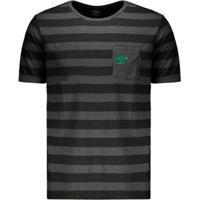 Camiseta Umbro Stripe Masculina - Masculino