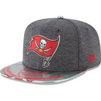 Boné Tampa Bay Buccaneers Draft 2017 Spotlight Snapback - New Era - Unissex