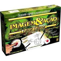 Jogo Imagem Ação Tabuleiro Edição Especial - Unissex-Colorido
