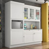 Cozinha Compacta Loft 7 Pt 2 Gv Branca