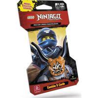 Cartas Colecionáveis - Lego Ninjago - Masters Of Spinjitzu - Ninja Azul - Copag