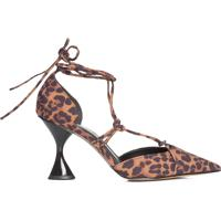 Sapato Feminino Leopardo Natural - Animal Print