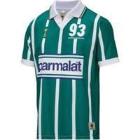 Camisa Retrô Palmeiras Brasileiro 1993 Masculina - Masculino