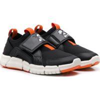 Geox Kids Velcro Sneakers - Preto