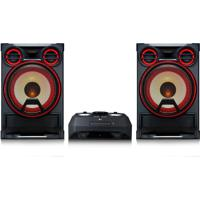 Mini System Lg Xboom Ck99, Usb, Mp3, Multi Bluetooth 4100W Preto
