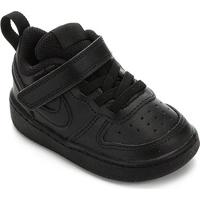 Tênis Infantil Nike Court Borough Low 2 Tdv - Masculino