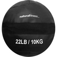 Wall Ball 10 Kg Natural Fitness Treinamento Funcional Crossfit - Unissex