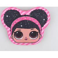 Bolsa Infantil Lol Surprise Pink - Único