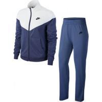 Agasalho Feminino Nike Nsw Trk Suit Pk