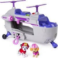 Veículo E Mini Figuras - Patrulha Canina - Ultimate Rescue - Ultimate Helicopter Da Skye - Sunny