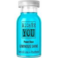 Ampola Richée Professional Richée You Power Dose Brilho Luminous Shine 12Ml - Unissex-Incolor
