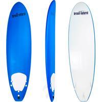 Prancha De Surf 5.8 Mini Fun New Edition - Azul Escuro + Kit Surf Brasil Natural
