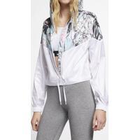 Jaqueta Corta-Vento Nike Sportswear Windrunner Hyperflora