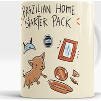 Caneca Brazilian Starter Pack