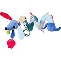 Brinquedo Skip Hop Linha On-The-Go Cachorro Azul