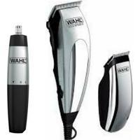 Maquina De Cabelo Deluxe Home Pro 220V Barba Cabelo Nariz Nasal Trimmer
