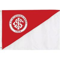 Bandeira Oficial Do Internacional 98 X 68 Cm - 1 1/2 Pano - Unissex