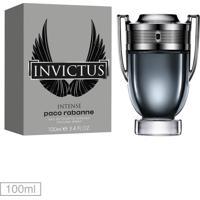 Perfume Invictus Intense Paco Rabanne 100Ml