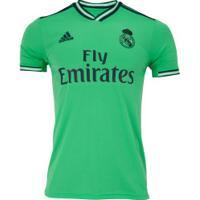 Camisa Real Madrid Iii 19/20 Adidas - Masculina - Verde