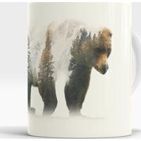 Caneca Urso