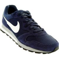 Tenis Azul Marinho Md Runner 2 Nike 56365029
