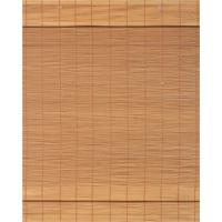 Persiana Soho Romana Bambu 80X140 - Evolux - Oak