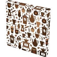 Tela Prolab Gift Café Da Manhã Marrom