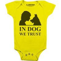 In Dog We Trust - Body Infantil