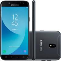 Smartphone Samsung Galaxy J5 Pro Preto J530G Dual Chip 32Gb Tela De 5