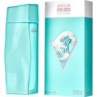 Perfume Aqua Feminino Kenzo Eau De Toilette 100Ml - Feminino-Incolor