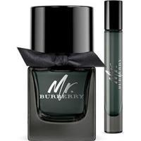 Kit Perfume Mr Burberry Eau De Parfum + Miniatura