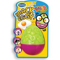 Brinquedo Para Cachorro Libera Petiscos Snack Ou Ração Eggy Chalesco