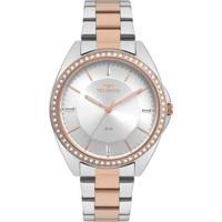 Relógio Technos Fashion Trend Feminino - Feminino-Rosa