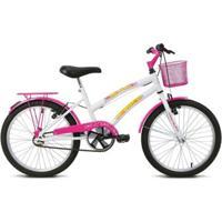 Bicicleta Verden Breeze - Aro 20 - Sem Marchas Pink