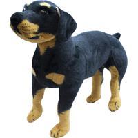 Pelúcia Minas De Presentes Cachorro Preto