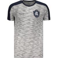 Camisa Topper Remo Concentração Comissão Técnica 2018 Masculina - Masculino