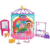 Barbie Chelsea Aulas De Ballet - Mattel