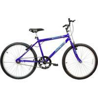 Bicicleta Mega Bike Thunder Free Aro 26 Freios V-Break Quadro Aço - Unissex