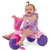 Triciclo Pink Pantera Rosa Xalingo