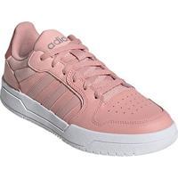 Tênis Couro Adidas Entrap Feminino - Feminino-Rosa