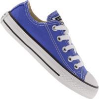 Tênis Converse All Star Chuck Taylor Ck0430 - Infantil - Azul